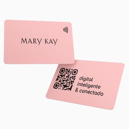 Cartão Digital NFC MARY KAY