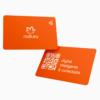 cartão de visita digital consultora natura