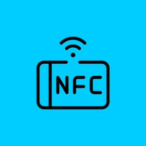Cartão de Visita de PVC com NFC